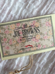 joe browns blog 312